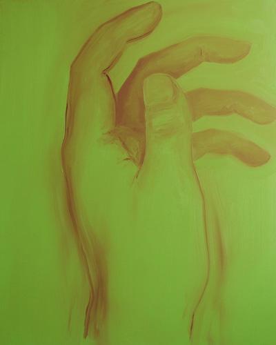 最後の晩餐 人を招く手//The Last Supper-Inviting hand
